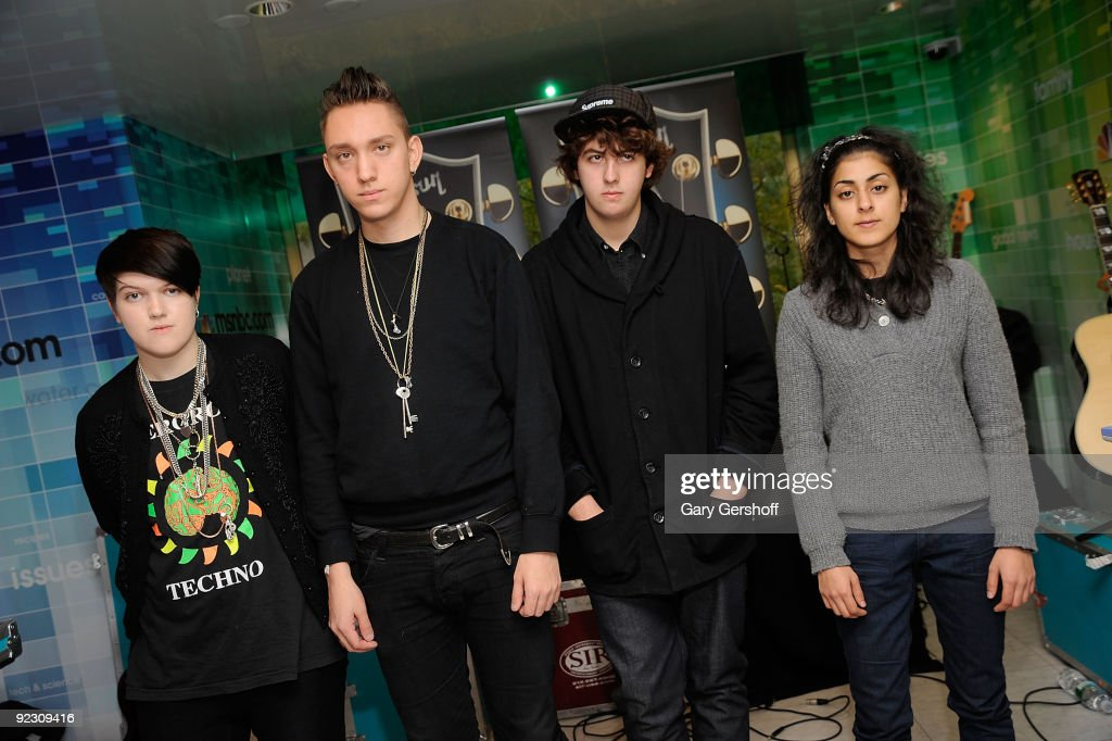 The Gibson Sessions Presents The XX : News Photo