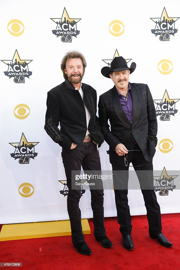 50th Academy Of Country Music Awards - Arrivals : News Photo