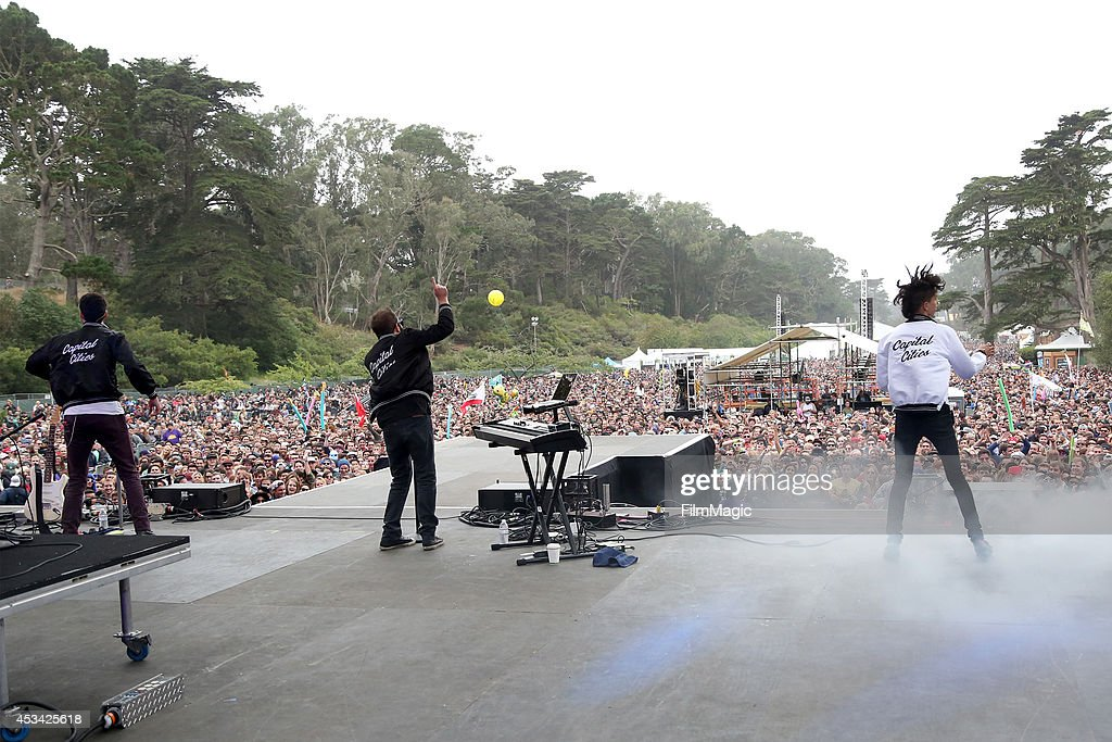 2014 Outside Lands Music And Arts Festival - Twin Peaks Stage - Day 2