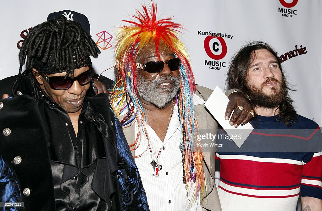 ZUNE's Official Birthday Party Celebration for George Clinton : News Photo