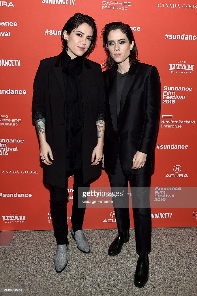 """The Intervention"" Premiere - Red Carpet - 2016 Sundance Film Festival"