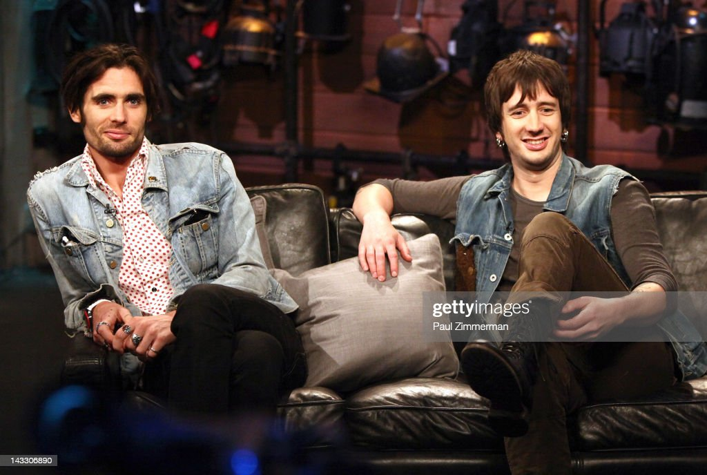 "The All-American Rejects Visit fuse's ""Top 20"""