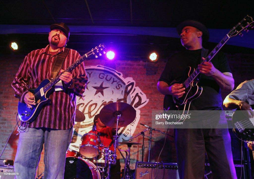 Chicago Bluesfest Kickoff Jam