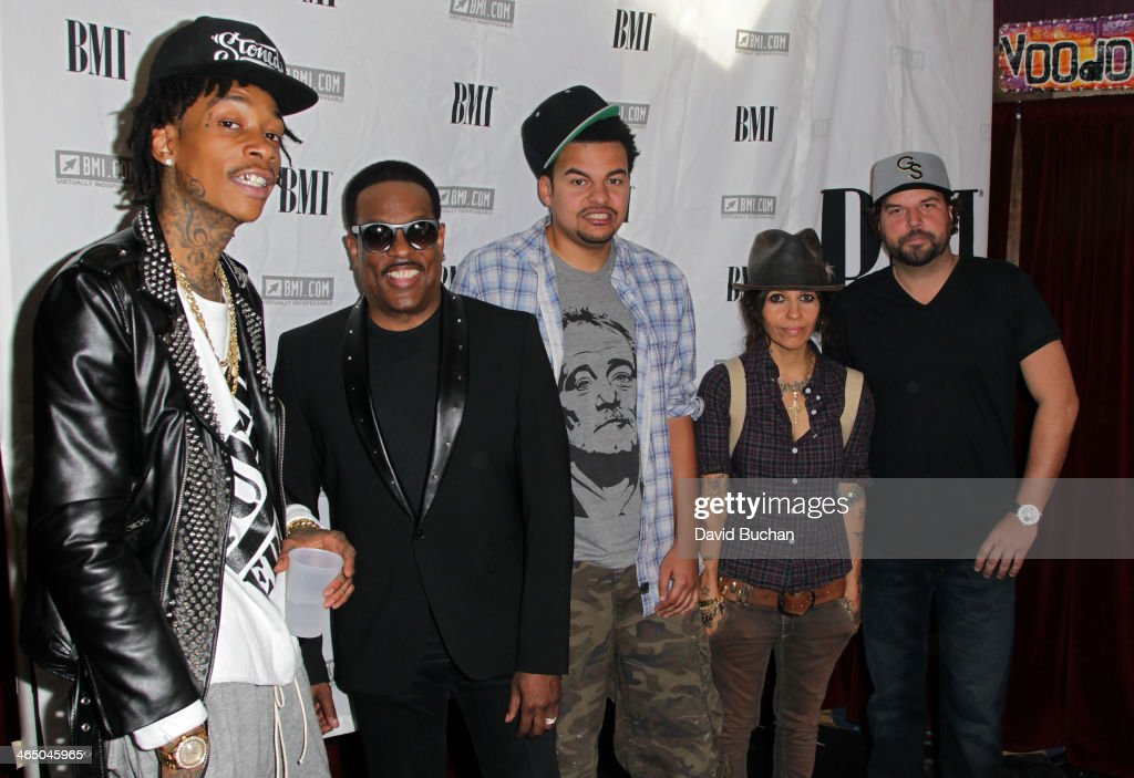 "BMI Presents Annual ""How I Wrote That Song"" Pre-Grammy Event : News Photo"