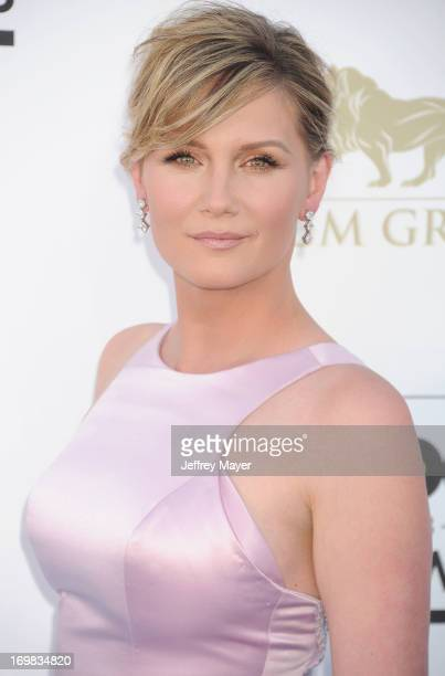 Musician/singer Jennifer Nettles arrives at the 2013 Billboard Music Awards at the MGM Grand Garden Arena on May 19 2013 in Las Vegas Nevada