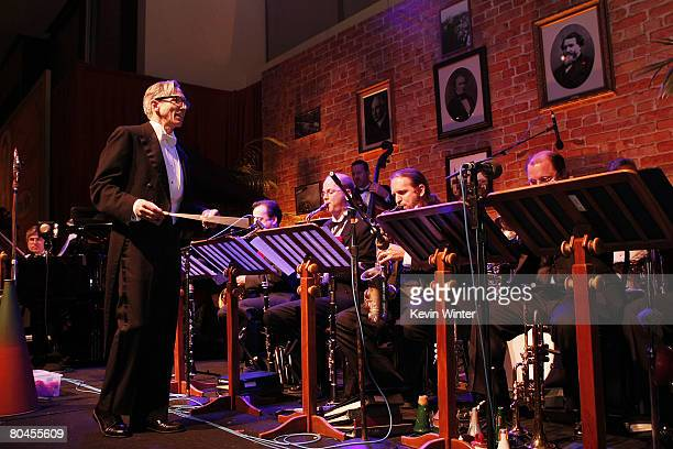 Musician/singer Johnny Crawford performs at the afterparty for the premiere of Universal Picture's Leatherheads at the Kodak Ballroom on March 31...