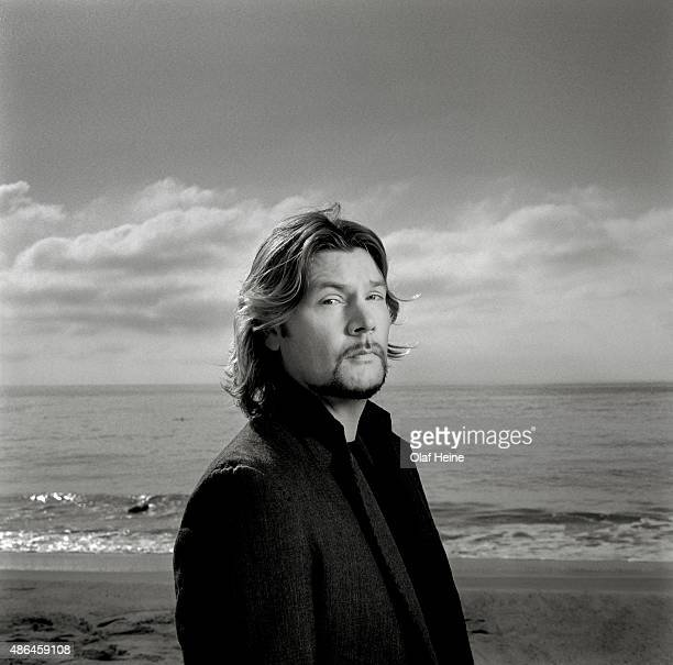 Musiciansingersongwriter Rea Garvey is photographed on December 22 2005 in Los Angeles California