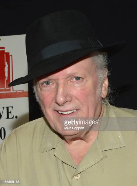 """Musician/songwriter Dick Wagner promotes the new book """"Not Only Women Bleed"""" at Bookends Bookstore on April 13, 2013 in Ridgewood, New Jersey."""