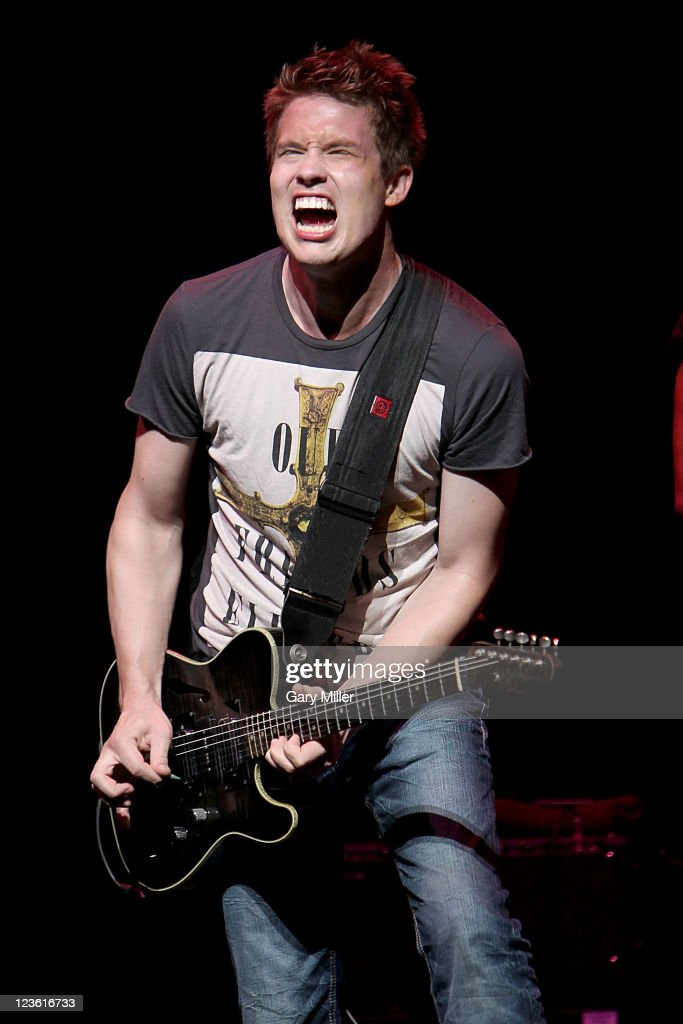 Musician/vocalist Jonny Lang performs in concert at ACL-Live on April 21, 2011 in Austin, Texas.