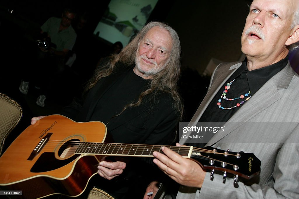 Nobelity Project Dinner Honoring Willie Nelson