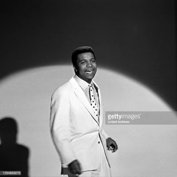 Musik aus Studio B, Musiksendung, Deutschland 1963, Gaststar: Roberto Blanco.