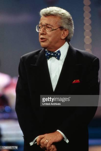 Musik liegt in der Luft, Musiksendung, Deutschland 1993, Sendung vom 14. November 1993, Moderator Dieter Thomas Heck.