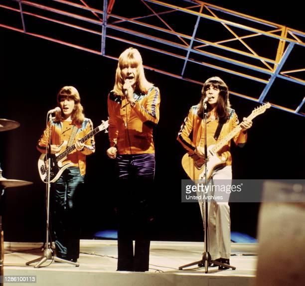 Musik, Rock, Band, 70er.