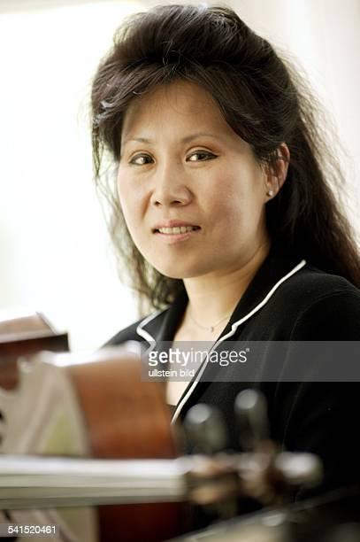 Musikerin Sängerin Oper Sopran SüdkoreaPorträt