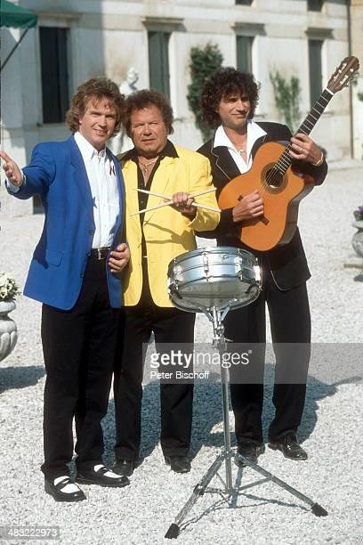 Musikgruppe Die Flippers Bernd Hengst Manfred Durban Olaf Malolepski ZDFSpecial Liebe ist mein erster Gedanke Italien
