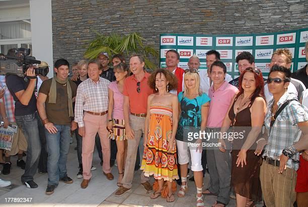 "Musikgruppe ""Marquess"", Karel Gott, Francine Jordi, Peter Kraus, Sandra Pires, Alfons Haider, ""Saraph"" , Astrid , Michael Wendler, Bruno Ferrara,..."