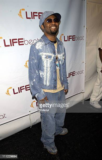 Musiq Soulchild during LIFEBeat's Urban AID 2 Benefit Concert at Beacon Theater in New York City New York United States