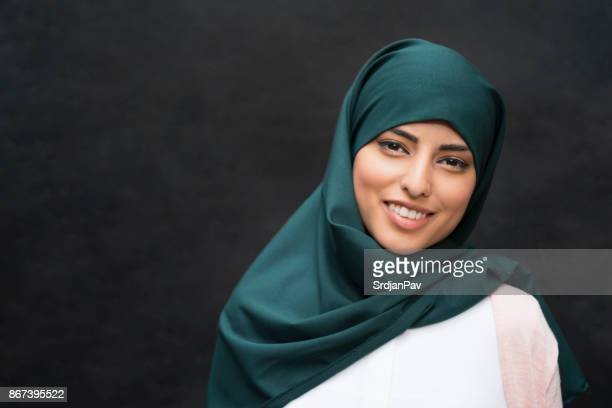 muslim beauty - iranian woman stock photos and pictures