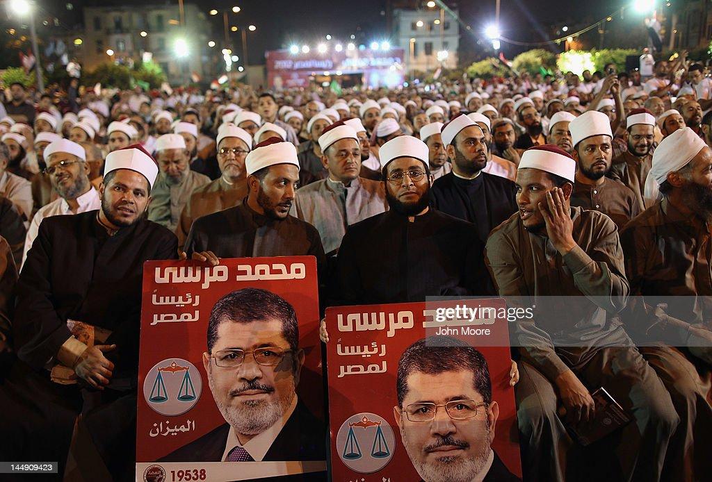 Egypt Prepares For Presidential Election : ニュース写真