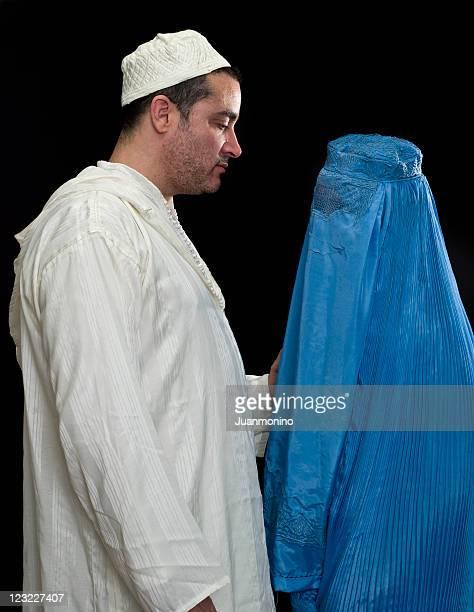 イスラム教徒のカップル - 中央アジア ストックフォトと画像