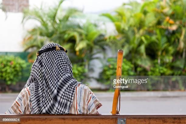 Muslim under Ramadan
