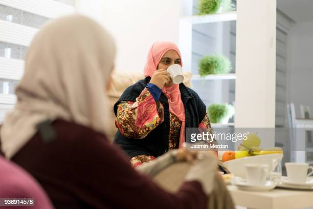 Muslim girl company