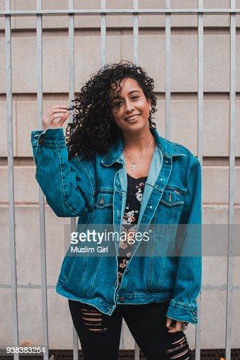 Muslim Girl Street Style Sighting in Brooklyn