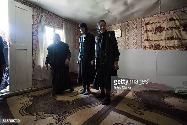 Muslim girl chechnya Sleepy In