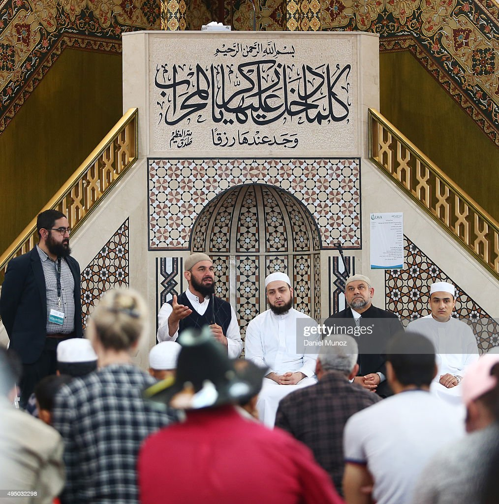 Australian Muslims Welcome Wider Community During National Mosque Open Day : Photo d'actualité