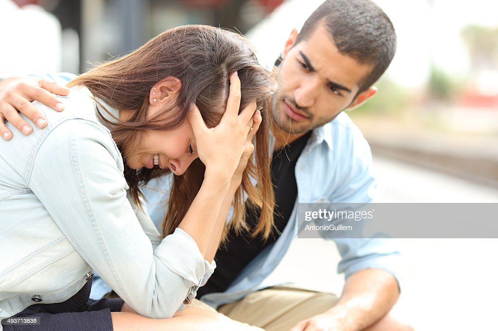 Image result for sad couple