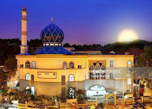 Muslim Mosque : Selamat Hari Raya