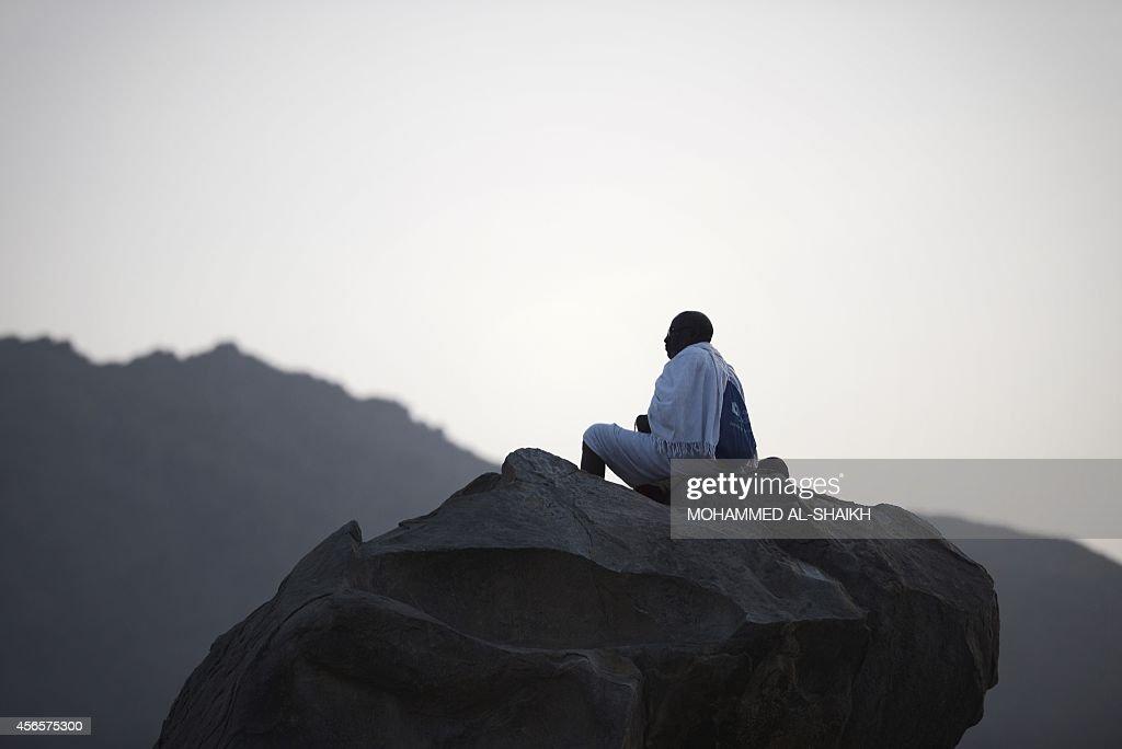 SAUDI-RELIGION-ISLAM-HAJJ : Nyhetsfoto