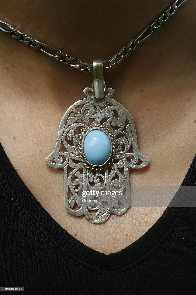 Muslim protection symbol : News Photo