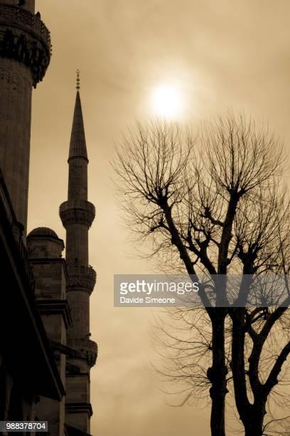 Muslim skyline