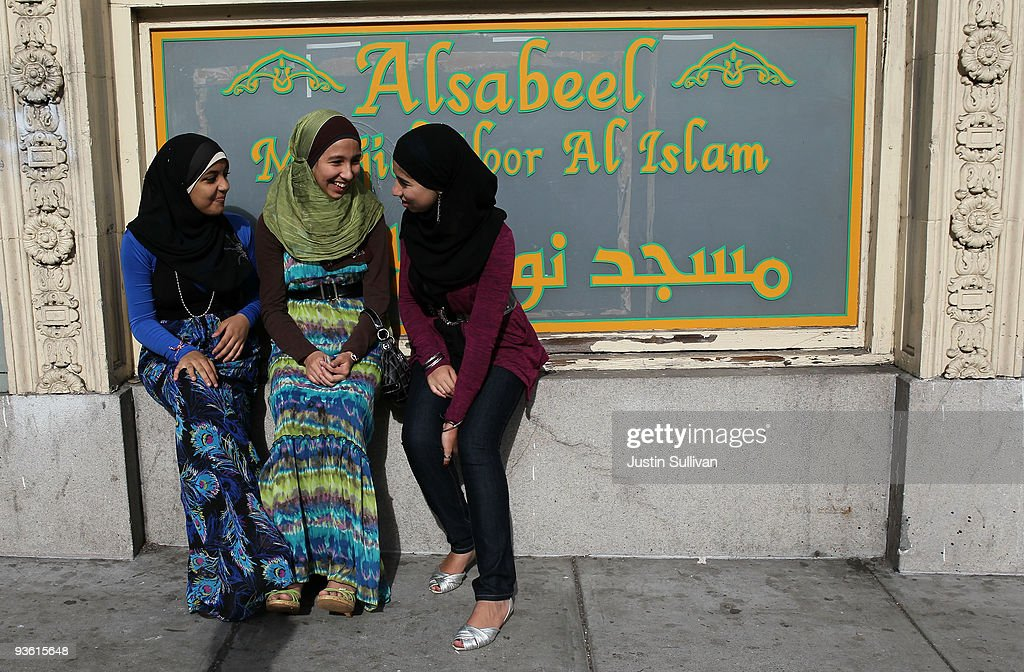 Muslim-Americans Balance Faith, Culture And Face Increased Bias : News Photo