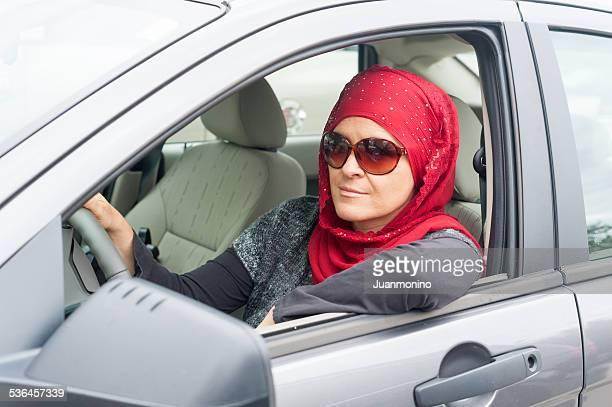 Femme musulmane en