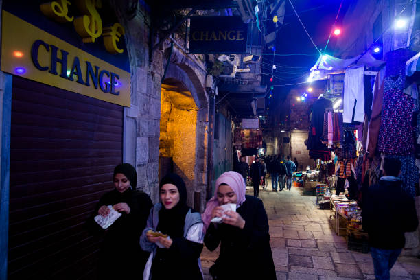 ISR: Ramadan Celebrated in Jerusalem Amid Coronavirus Pandemic