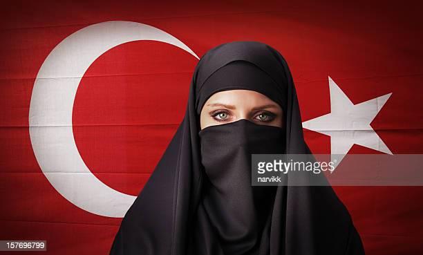 Muslimische Frau