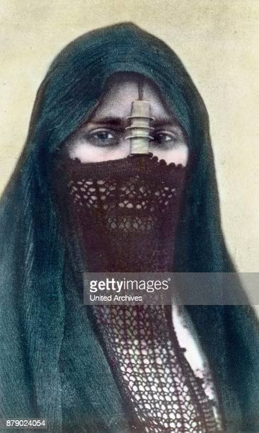 Muslim women go so veiled in the street or rather they went For quite some time it stirs among Egyptian women Western influences are active You...