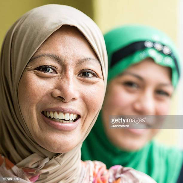 muslim women - syria stock pictures, royalty-free photos & images