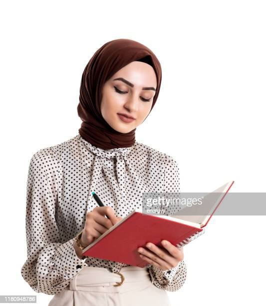 muslim young woman - iranian culture stock pictures, royalty-free photos & images