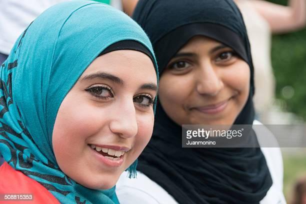 Muslim Young Women
