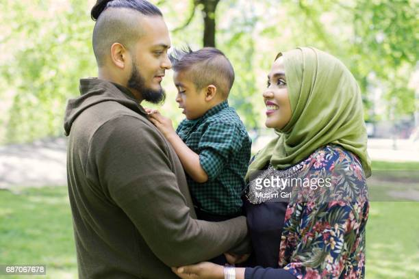 #MuslimGirl And Her Family