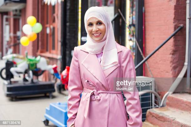 #MuslimGirl In The City