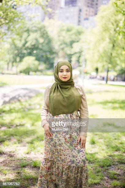 #MuslimGirl In The Park