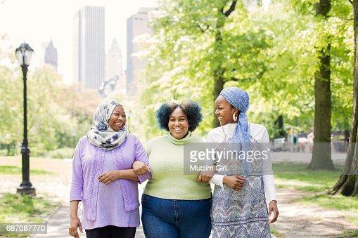 #MuslimGirls Appreciating Their Mom