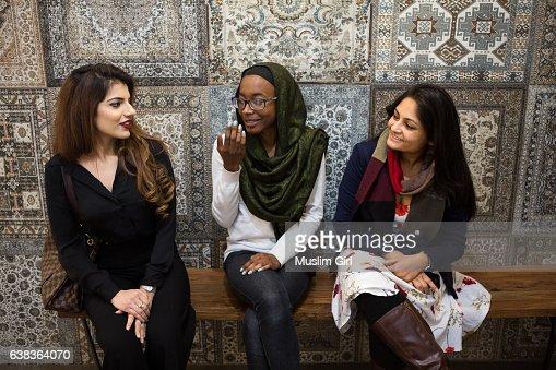 #MuslimGirls at Work