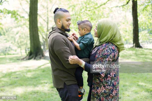 #MuslimGirl's Family Outing