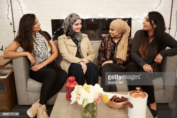 #MuslimGirls Iftar for Ramadan - Hanging Out