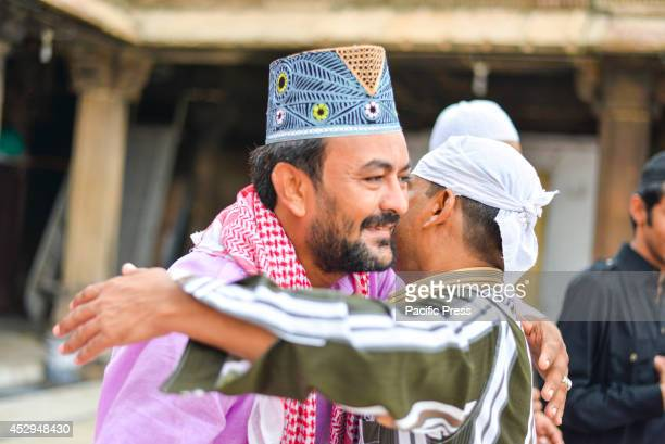 Muslims celebrate Eid alFitr which marks the end of the month of Ramadan Eid alFitr is the end of Ramazan and the first day of the month of Shawwal...